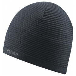 Devold Magical Cap black - Gr��e One size
