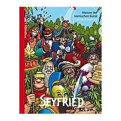 Meister der komischen Kunst: Seyfried. Gerhard Seyfried  - Buch