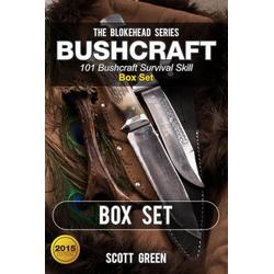 Bushcraft :101 Bushcraft Survival Skill Box Set (The Blokehead Success Series)