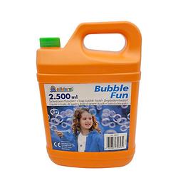 Bubble Fun Seifenlauge, 2,5 Liter Seifenblasen mehrfarbig