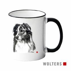 Wolters Lieblingsbecher Australian Shephard