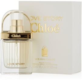 Chloé Love Story Eau De Parfum Preisvergleich Billigerde