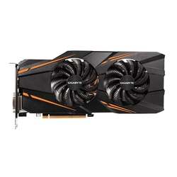 Gigabyte GeForce GTX 1070 WINDFORCE OC 8GB GDDR5 1556MHz (GV-N1070WF2OC-8GD)