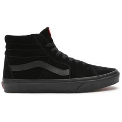 Vans - Ua Sk8-Hi Black Black - Sneakers - Größe: 10,5 US