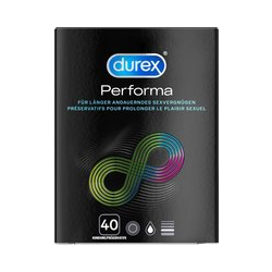 """Kondome """"DUREX Performa"""", feucht"""