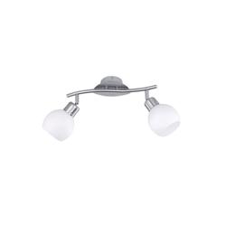 TRIO Leuchten LED Deckenstrahler, LED Deckenleuchte, LED Deckenlampe 30 cm x 20 cm