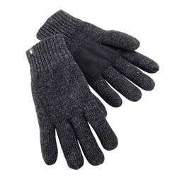Pinewood® Handschuhe Wool Knitted schwarz, Gr. XL/XXL