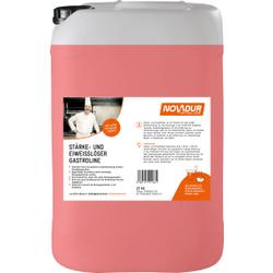 NOVADUR Stärke- und Eiweißlöser Gastroline, Spezialreiniger für alle Großküchen, 25 kg - Kanister