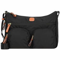 Bric's X-Bag Umhängetasche 34 cm schwarz