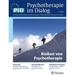 Risiken von Psychotherapie: Buch von