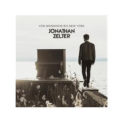 Jonathan Zelter - Von Mannheim Bis New York (CD)