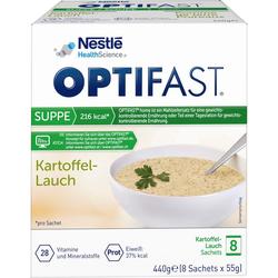 OPTIFAST Suppe Kartoffel-Lauch Pulver 440 g