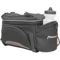 Haberland Gepäckträgeraufsatztasche 8l, schwarz