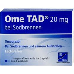 Ome TAD 20mg bei Sodbrennen