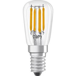 OSRAM LED Kühlschrank-Leuchtmittel EEK: A++ (A++ - E) 63mm 230V E14 2.8W Kaltweiß Kolbenform 1St.
