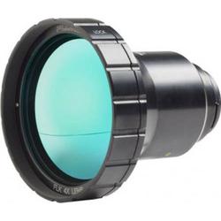 Fluke 4961188 FLK 4X LENS Objektiv Infrarot-Teleobjektiv 4x für die Wärmebildkameras RSE300 und RS