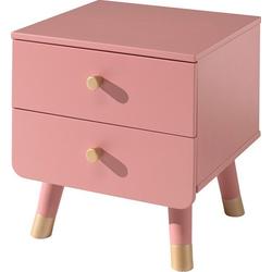 Vipack Nachttisch Billy rosa