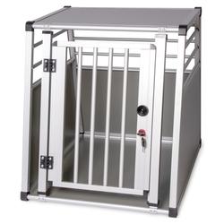 Karlie Hundetransportboxen Aluminium, Maße: L 75 x B 59 x H 66 cm