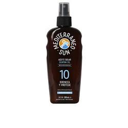 CARROT suntan oil dark tanning SPF10 200 ml