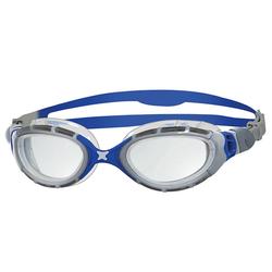 Zoggs Predator Flex Schwimmbrille - Silver Blue