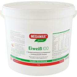 EIWEISS 100 VANILLE MEGAMAX