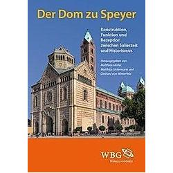 Der Dom zu Speyer - Buch