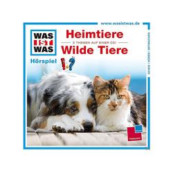 - WAS IST WAS: Heimtiere / Wilde Tiere (CD)