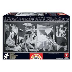 Carletto Puzzle Educa - Guernica 1000 Teile Miniature Puzzle, Puzzleteile