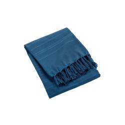 Tagesdecke Luna, One Home, auch als Sofaüberwurf einsetzbar blau 220 cm x 240 cm