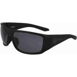 Sonnenbrille DRAGON - Jump Matte Black/Grey (002)