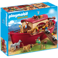 Playmobil Wild Life Arche Noah 9373