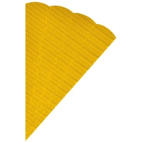 folia Bastel 3D-Welle gelb 41 cm 5 Stück