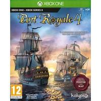 Port Royale Xbox One-Spiel