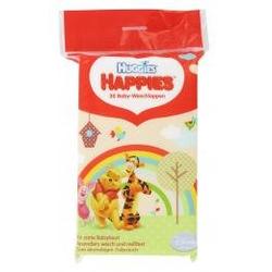Huggies Happies Baby-Waschlappen
