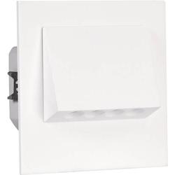 Zamel Navi 11-221-52 LED-Wandeinbauleuchte 0.42W Weiß