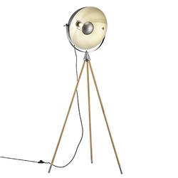 Industrielle Stehlampe Stativ Stahl - Arti