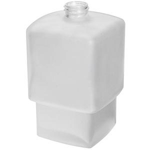 Emco 052100090 Flüssigseifenbehälter Loft Kristallglas klar ohne Pumpe