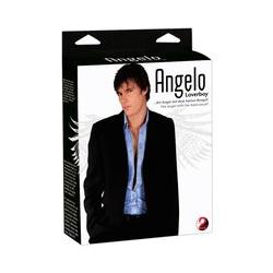 """Liebespuppe """"Angelo"""", lebensgroß"""
