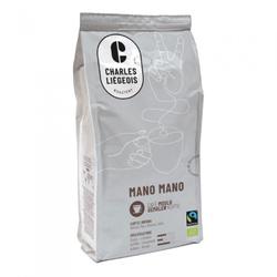 """Gemahlener Kaffee Charles Liégeois """"Mano Mano"""", 500 g"""