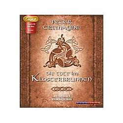 Die Tote im Klosterbrunnen  1 MP3-CD - Hörbuch