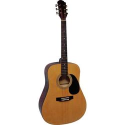MSA Musikinstrumente CW 200 Westerngitarre 4/4 Natur