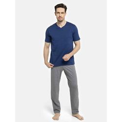 seidensticker Pyjama Pyjama, lang (2 tlg) 48