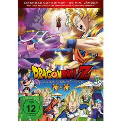 DVD Dragonball Z: Kampf der Götter Hörbuch
