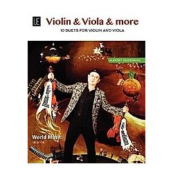 Violin  Viola & More - Buch