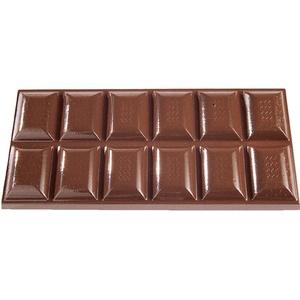 Schokoladenform, Tafel 120 g