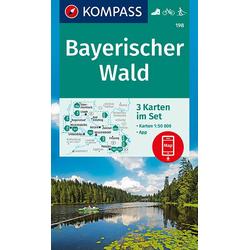 Bayerischer Wald 1:50 000