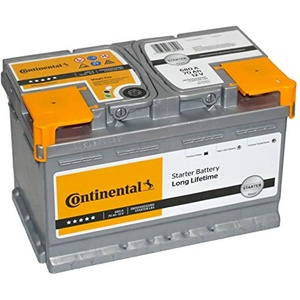 Autobatterie Continental - 12V 70Ah 680A