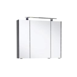 Marlin Spiegelschrank 3400 in weiß matt