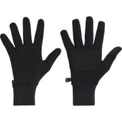 Icebreaker - Adult Sierra Gloves Black - Skihandschuhe - Größe: S