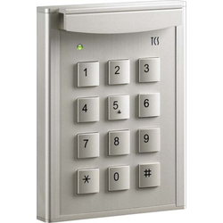 TCS Tür Control Zutrittskontrolle alu AZF50000-0010